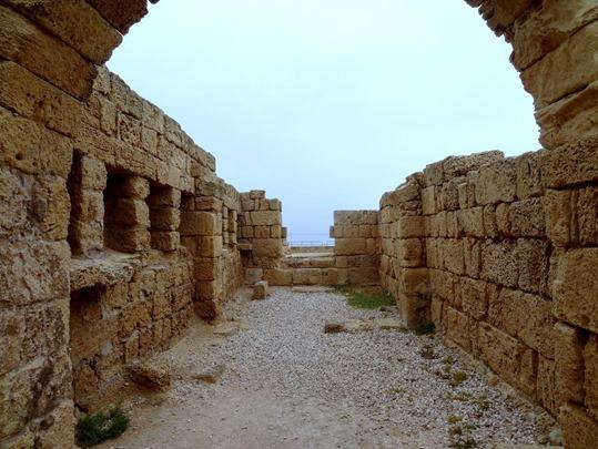 91. Haifa, Israel (Caesarea & Acre)