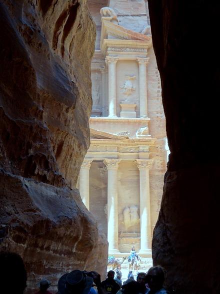 94. al-Aqaba, Jordan (Petra & Wadi Rum)