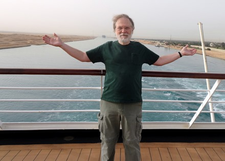 94. Suez Canal, Egypt