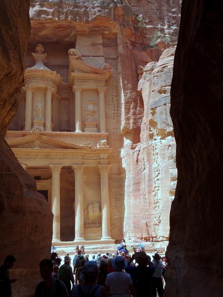 95. al-Aqaba, Jordan (Petra & Wadi Rum)