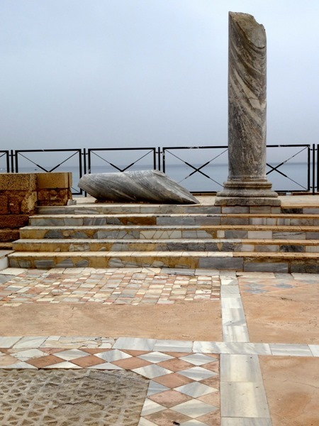 96. Haifa, Israel (Caesarea & Acre)
