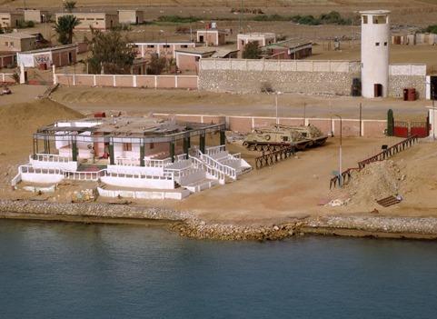 98. Suez Canal, Egypt