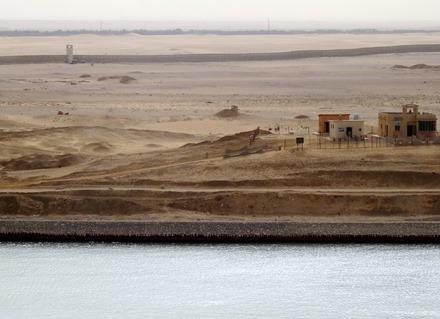 99. Suez Canal, Egypt