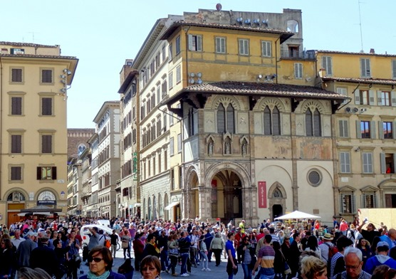 100. Florence, Italy