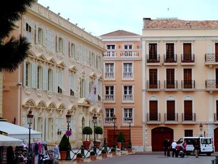 34. Monaco