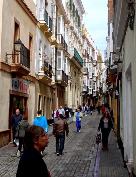 107. Cadiz, Spain