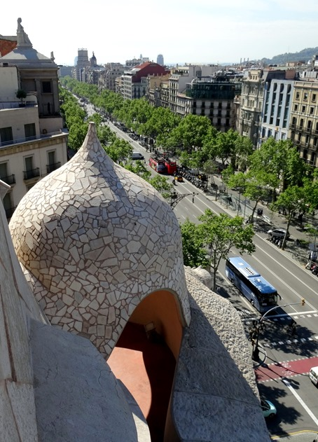 18. Barcelona, Spain