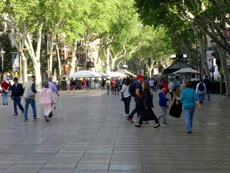 2. Barcelona, Spain