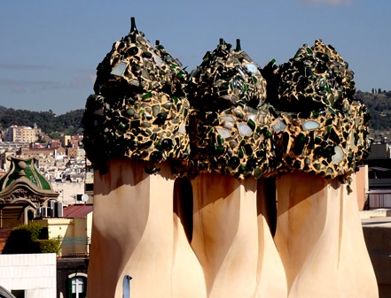 21. Barcelona, Spain