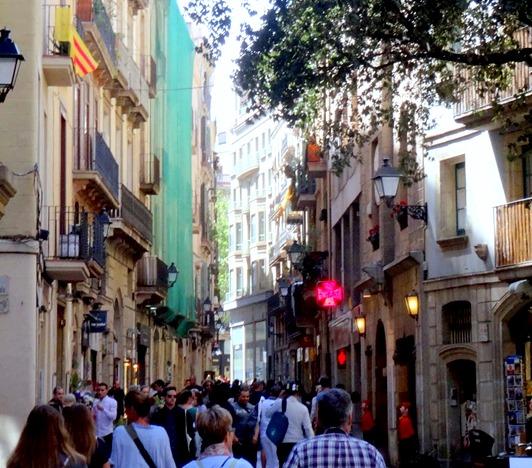 225. Barcelona, Spain