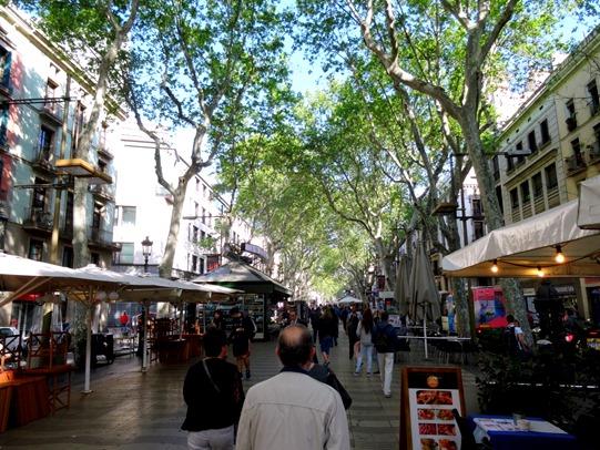3. Barcelona, Spain