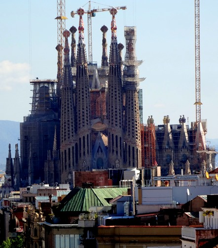 35. Barcelona, Spain