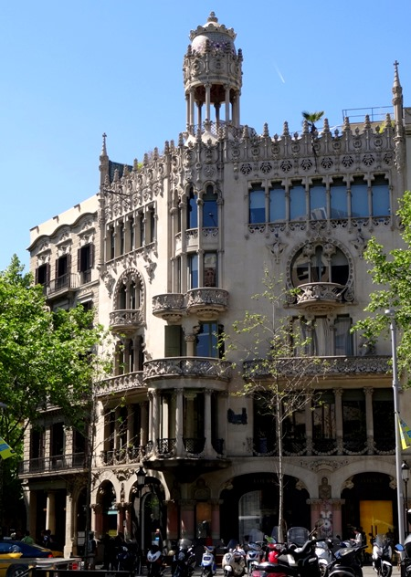 98. Barcelona, Spain