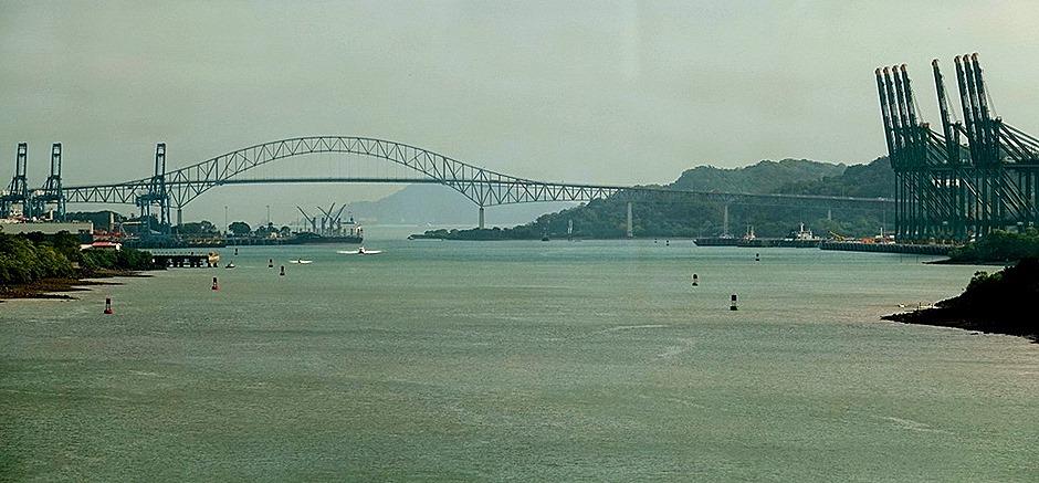103.  Panama Canal