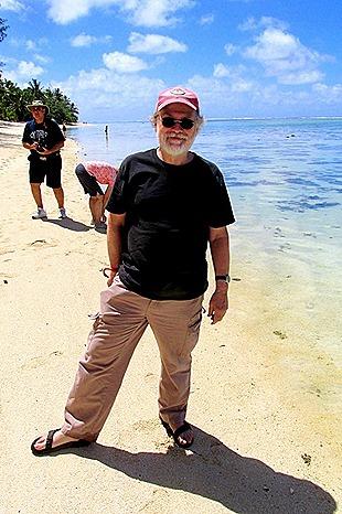 13. Robert Rarotonga