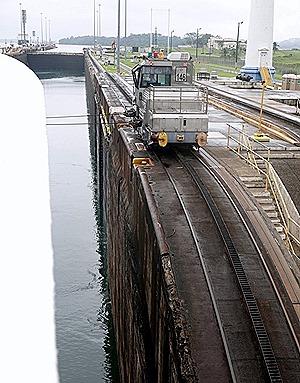 14.  Panama Canal