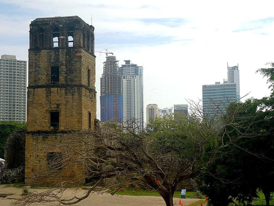 14.  Panama City