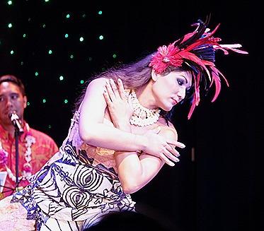 169. Tahiti Polynesian Show
