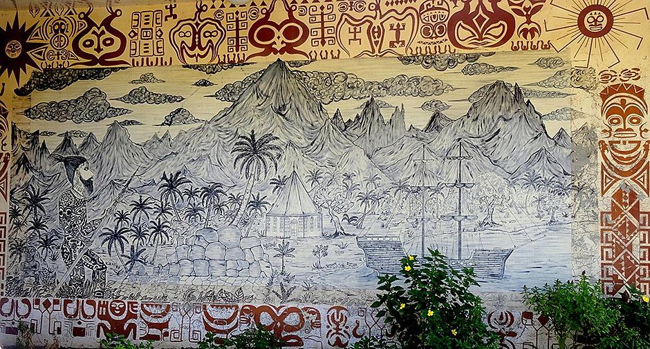 18. Opanuhu Bay, Moorea