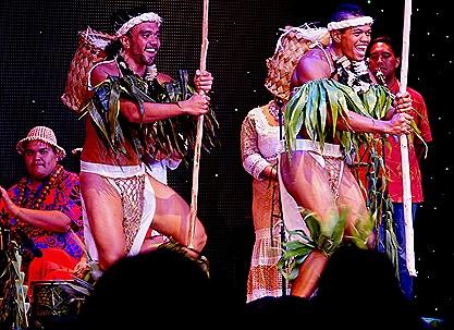 274. Tahiti Polynesian Show