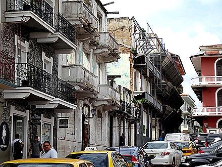 30.  Panama City