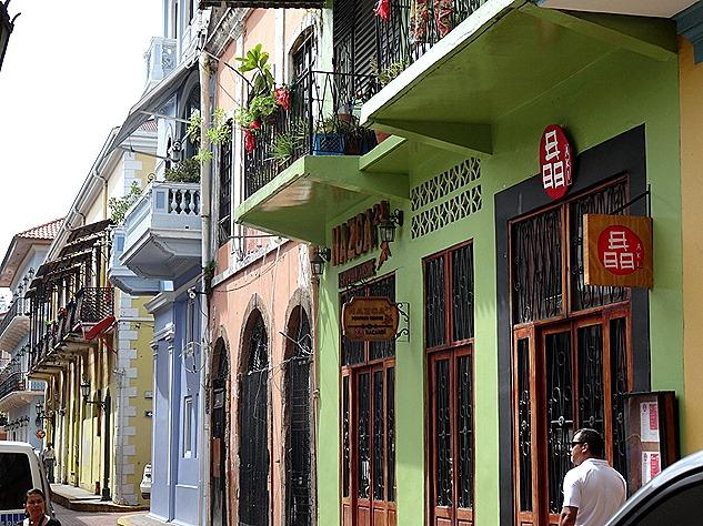 31.  Panama City
