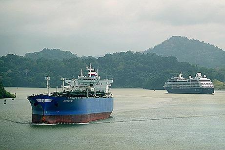 32.  Panama Canal