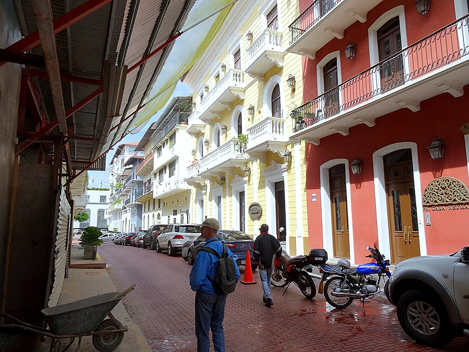 32.  Panama City