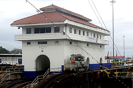 4.  Panama Canal