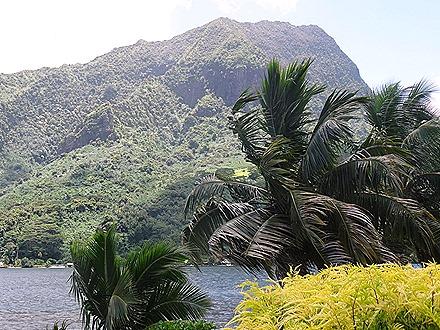 43. Opanuhu Bay, Moorea