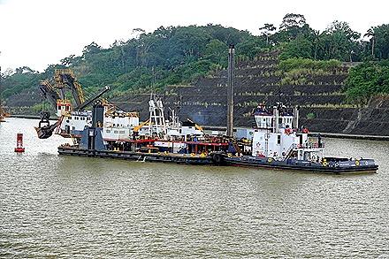 51.  Panama Canal