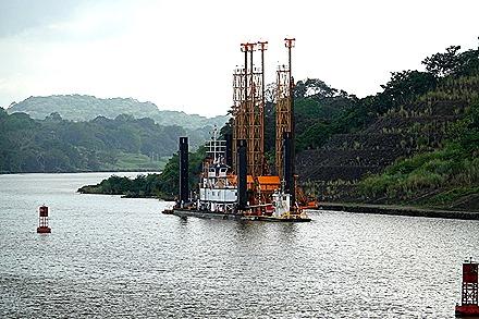 52.  Panama Canal