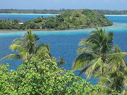 54. Bora Bora