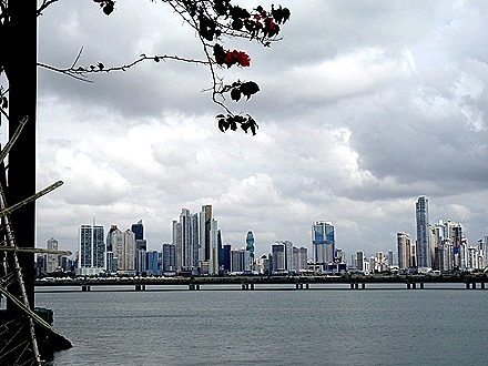 54.  Panama City
