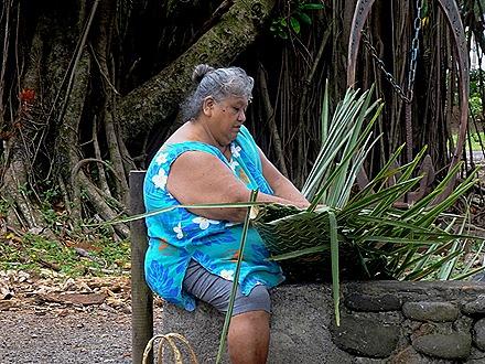 54. Tahiti