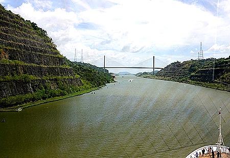 56.  Panama Canal