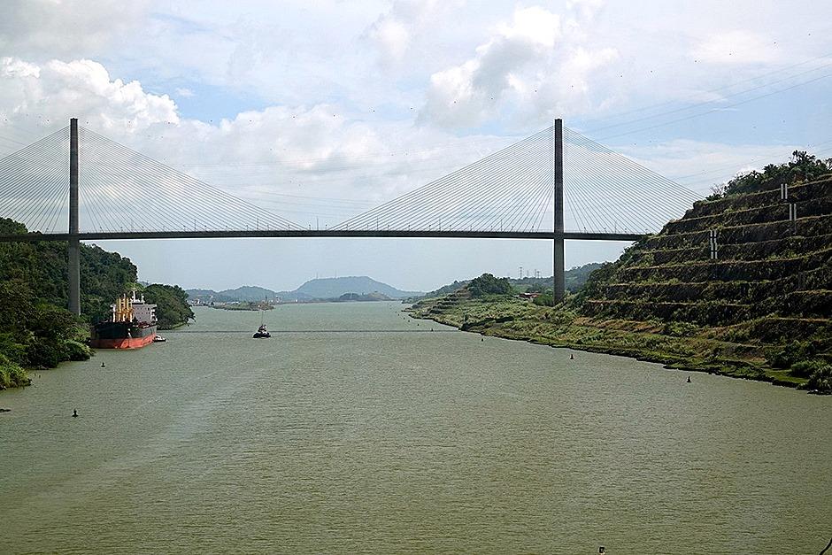 58.  Panama Canal