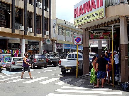 67. Tahiti