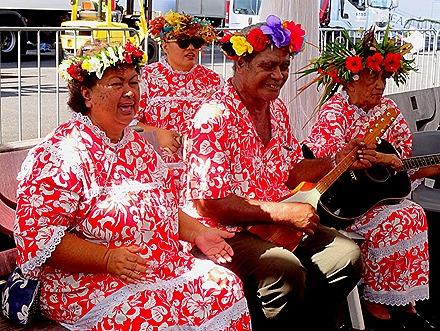 7. Tahiti