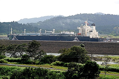 74.  Panama Canal