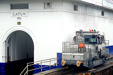 8.  Panama Canal