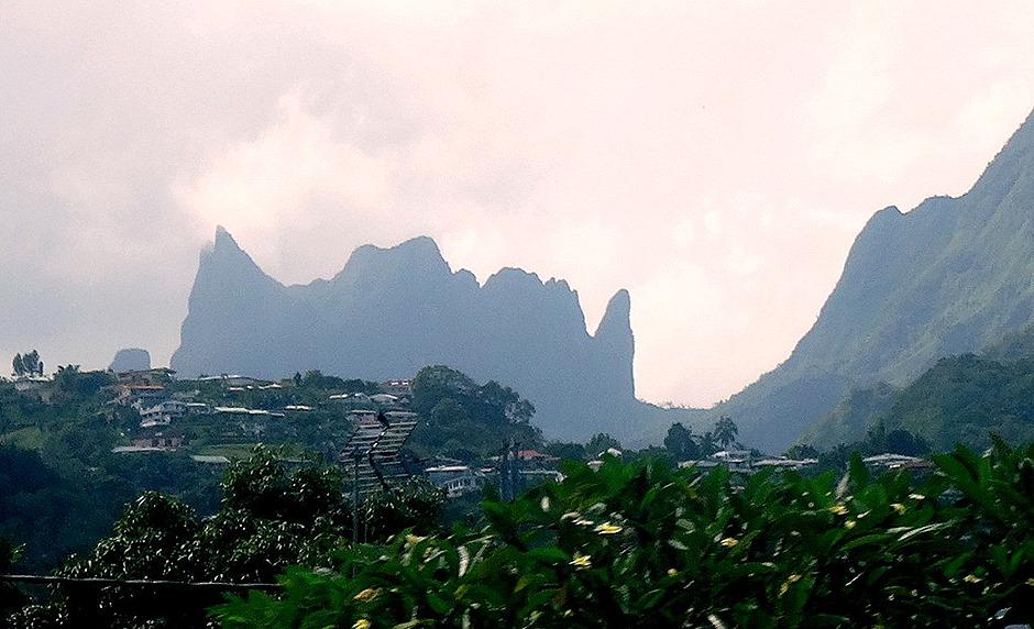 9. Tahiti