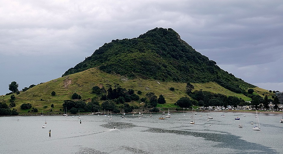 1. Tauranga (Rotarua), New Zealand