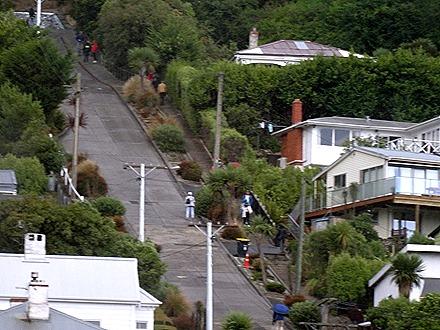 101. Dunedin, New Zealand