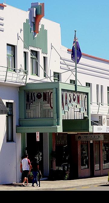 103. Napier, New Zealand