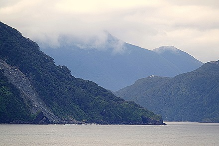 11. Fjordland National Park, New Zealand