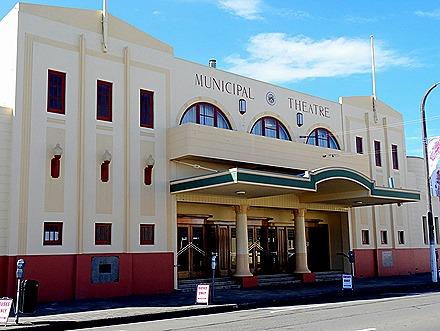 110. Napier, New Zealand