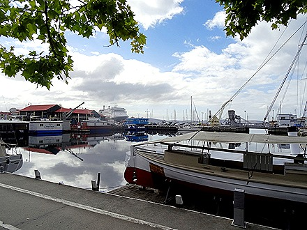 12. Hobart, Tasmania