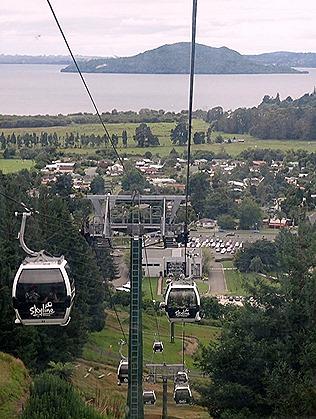 122. Tauranga (Rotarua), New Zealand