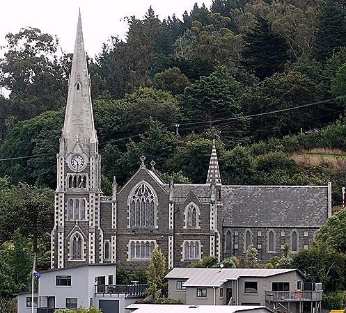 126. Dunedin, New Zealand